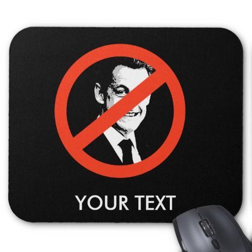 Nicolas Sarkozy Mouse Pads