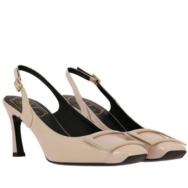 Roger Vivier Woman Satin-trimmed Calf Hair Pumps Colorless - No Size 39