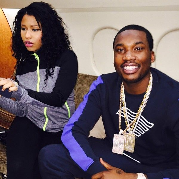 "Meek Mill dropped the tracklist for his highly anticipated album ""Dreams Worth More Than Money"" on Tuesday night, and Nicki Minaj is featured twice! The songs, titled ""All Eyes On You"" and ""Bad For You"" are just two of the songs that make up the 14-track project. #DWMTM drops June 29. Pre-order the album on iTunes."