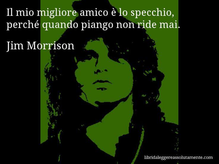 Cartolina con aforisma di Jim Morrison (71)