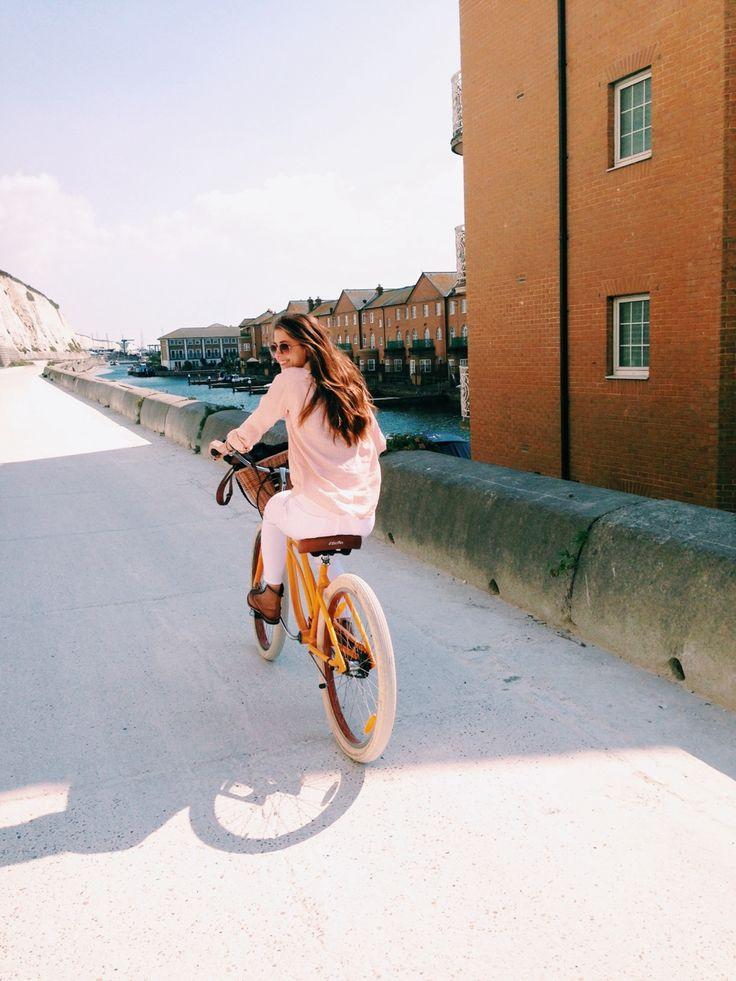 let's go biking
