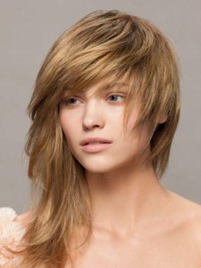 Saçlarınıza uygulayabileceğiniz asimetrik saç modelleri kapak