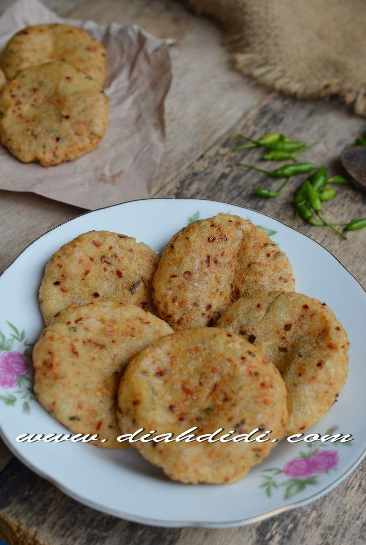 Diah Didi's Kitchen: Cireng Tahu Pedas