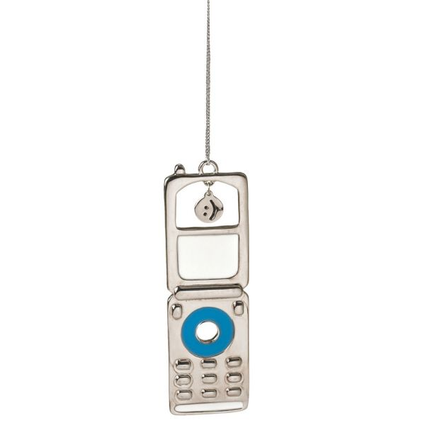 Free Obama Phone Flip Cell Phone Christmas Ornament