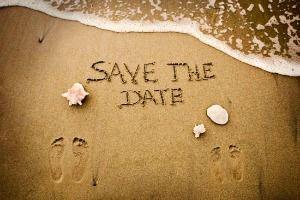 Beach Wedding Invitation Wording - Destination Wedding Details