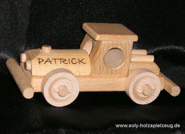 Holzauto fur kinder Spielzeug