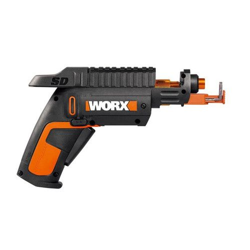 Never lose a bit or drop a screw again with the WORX Semi-Automatic Screw Driver with Screwholder. *** Want to know more, click on the image.