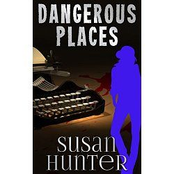 VANISHED WITHOUT A TRACE…  Badass reporter-turned-writer Leah Nash untangles a decades-old small town mystery in Susan Hunter's most mystifying puzzler to date. Dangerous Places is a Jane Ryland-meets-Cold Case cozy noir—hard-as-nails female sleuth Nash tries to track down a girl who mysteriously disappeared… and uncover secrets that have kept the mystery unsolved for years....