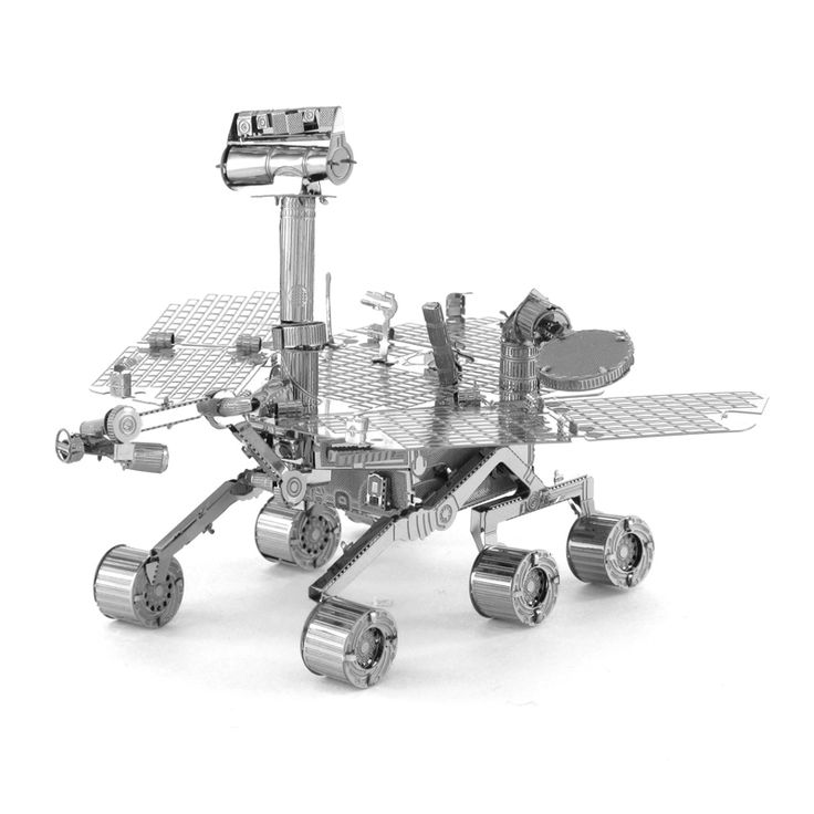 3D Metal Puzzles model toys for children Adult Jigsaw Star Wars Mars rover metal puzzle educational toys Desktop decoration Gift #Affiliate