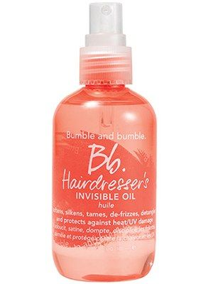 Bumble and Bumble Hairdresser's Invisible Oil Review | Allure