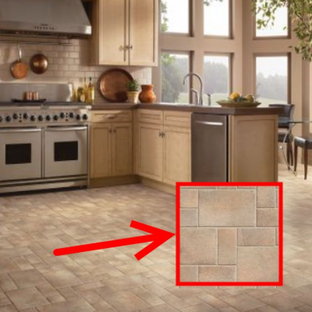 Types Of Kitchen Flooring Ideas