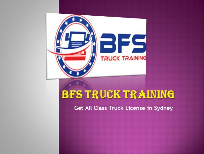 Are you searching for best high class truck licence training center in Sydney? Your search ends here with BFS Truck Training. Enroll now for get all types of high class truck licence like HR licence, HC licence, MC Licence in short time of duration. We are most leading certified truck licence company with friendly and experienced trainers.
