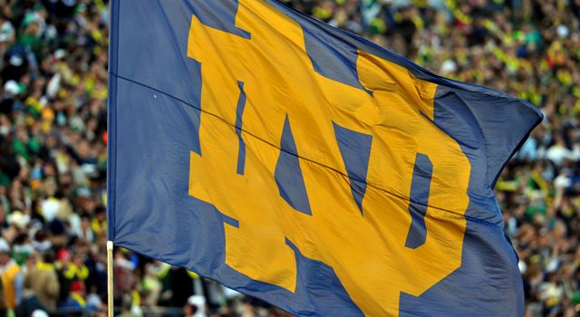 What I'm Thankful For - Notre Dame Edition - Notre Dame Football ...