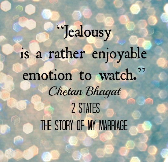 Chetan Bhagat Quote #2States #2 States
