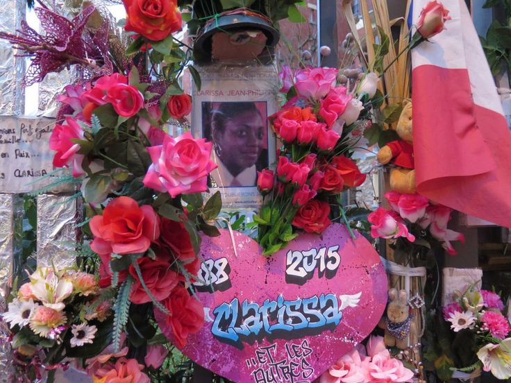 Attentats : hommage à la policière de Montrouge, rassemblement à l'Hyper Cacher