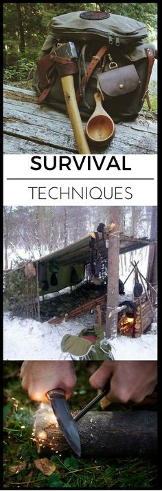 Survival Techniques http://vid.staged.com/uG7s