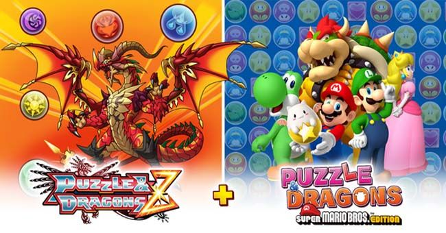 Puzzle & Dragons Z + Puzzle & Dragons Mario Bros Edition 3DS ROM & CIA Download - https://www.ziperto.com/puzzle-dragons-z-puzzle-dragons-mario-bros-edition-3ds-rom/