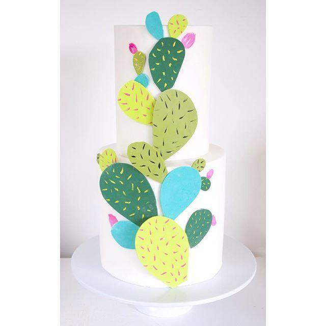 Cactus Cake                                                                                                                                                                                 More