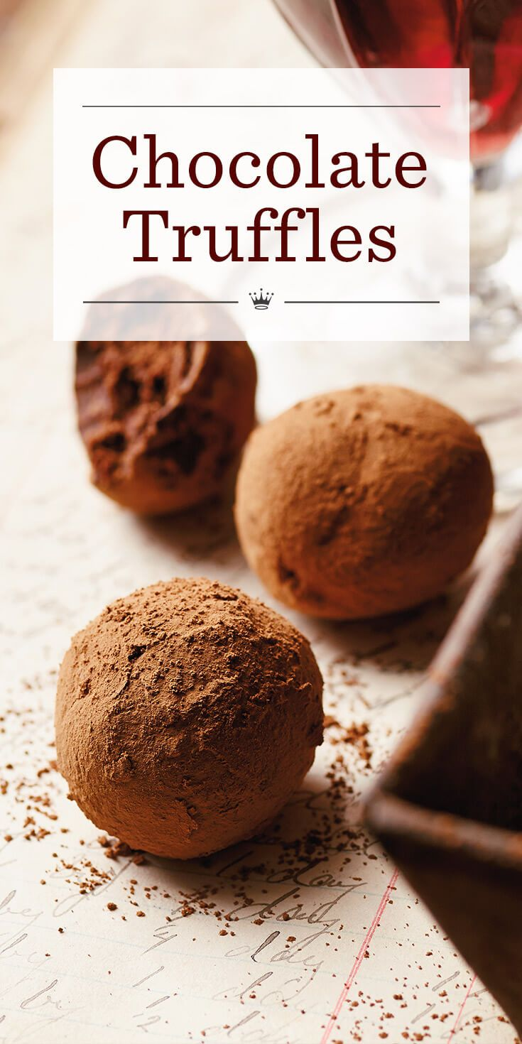chocolate truffles easy chocolate truffles chocolate truffle recipe ...