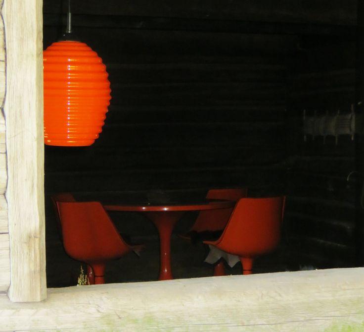 funny barn house