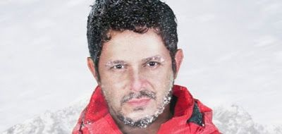 Alejandro Sanz se va al Ártico con Greenpeace