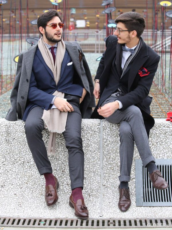 スーツにローファーはビジネスシーンではNG!正しいローファーの使い方とは?