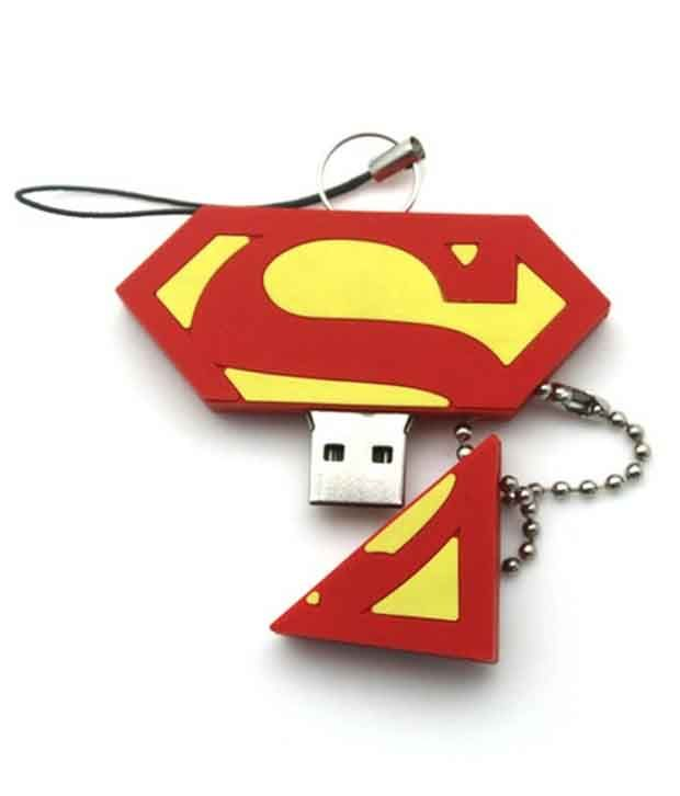 Zen The Master 8 Gb Superman Pen Drives Red, http://www.snapdeal.com/product/zen-the-master-8-gb/1035698861