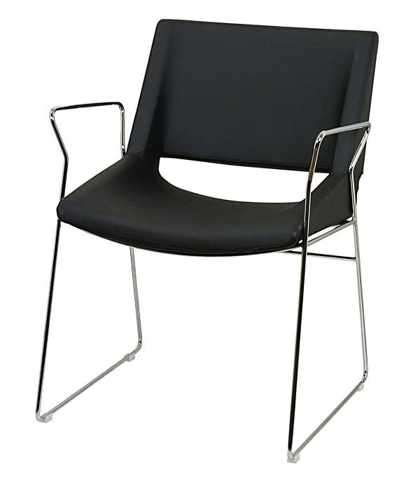 Jessica Waiting Chair with Arms