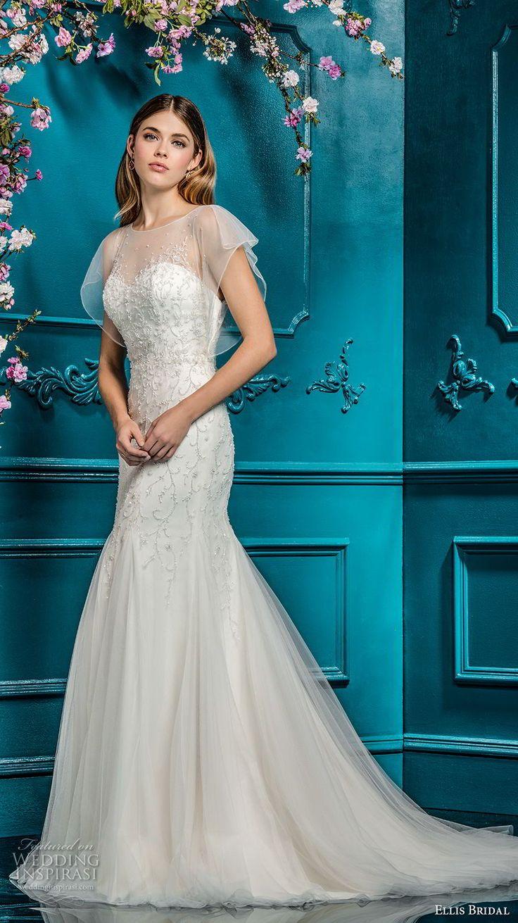 1435 best Wedding dress beautifull images on Pinterest   Wedding ...