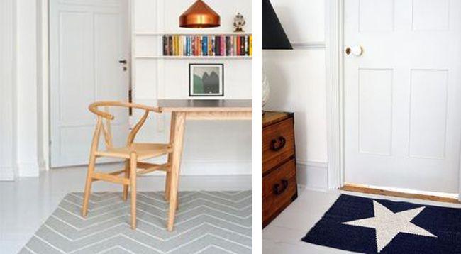 Hoy os quiero hablar de un tipo dealfombras que me parecen una solución idónea tanto para exteriores, como para interiores en cuartos húmedos o habitaciones en las cuales la alfombra se manchemuc…