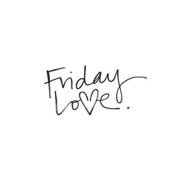 Viernes - Friday!!!