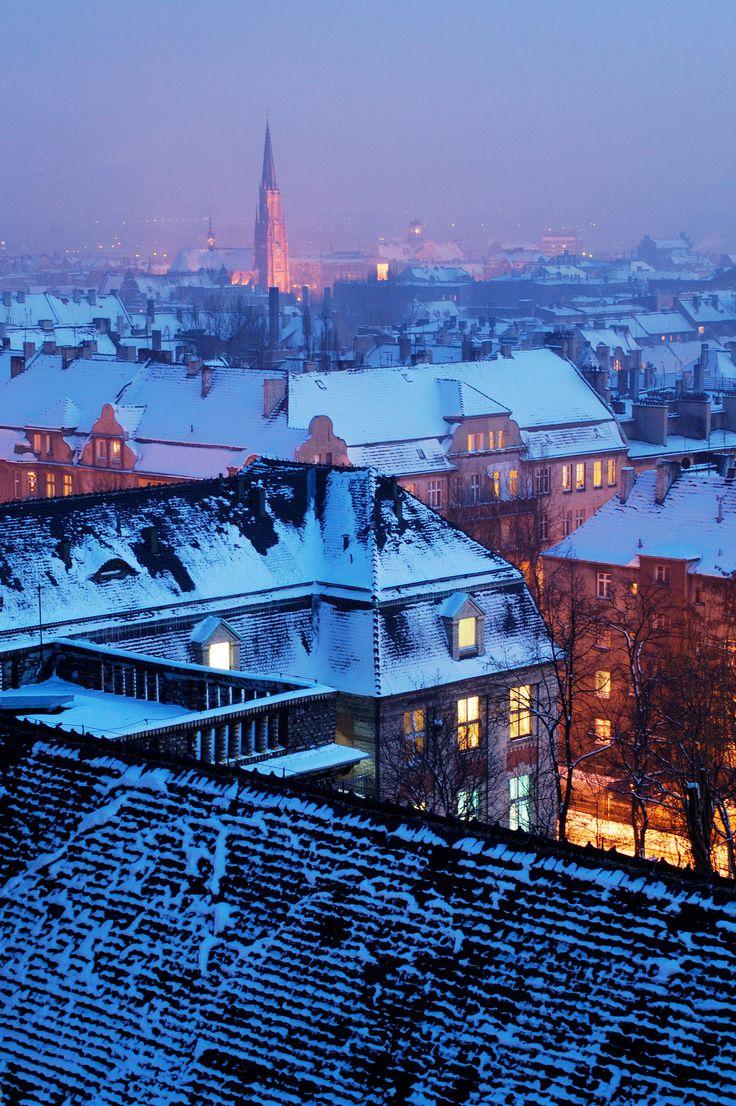 ponad dachami | Bytom | fot. Tomasz Zakrzewski