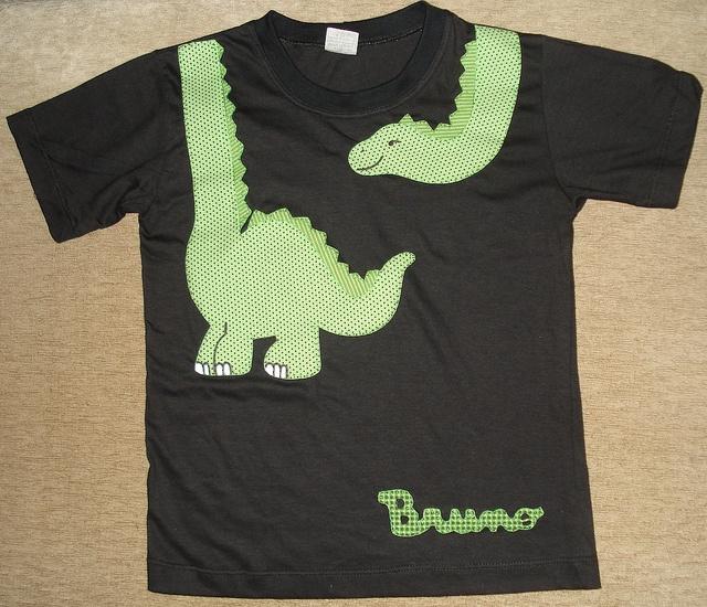 Dinossauro. by Kaasf, via Flickr