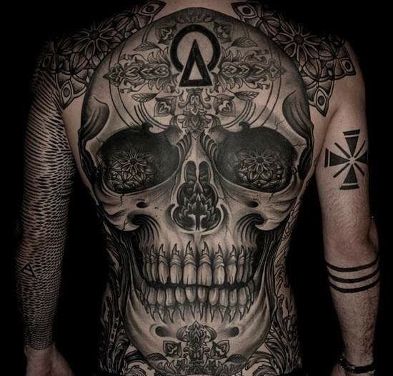 26 Amazing Body Artwork Pictures That Will Make you to Get a Tattoo Right Away Photo
