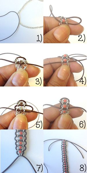 Galaxy Bracelet Tutorial