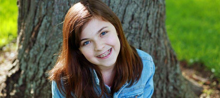 Orthodontic Braces for Kids #smile #braces #orthodontics #beauty