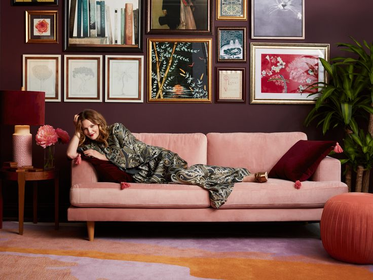 Drew Barrymore Flower Home   Eclectic decor inspiration ...