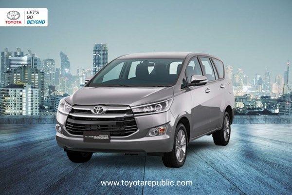 Toyota Kijang Innova Di 2020 Kijang Mobil Mpv Mobil Keluarga
