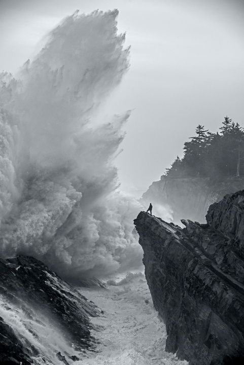 Précieuse Dame Nature • vurtual:   Fear Not - Oregon (by Larry...