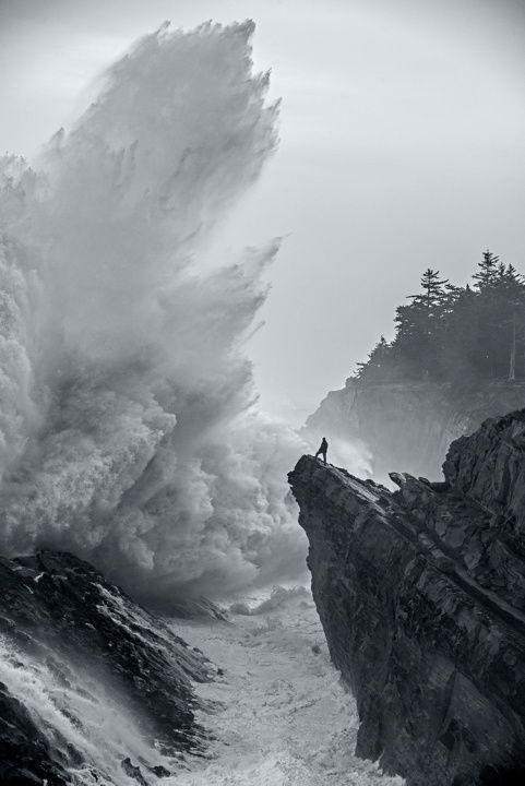 Précieuse Dame Nature • vurtual: Fear Not - Oregon (by Larry...
