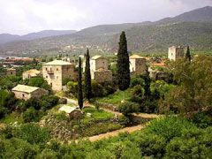 Old Kardamyli - Mani, Peloponnese Greece
