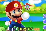 Gran personaje clásico donde se le recuerda en esas aventuras, aquí encontraras una colección de los Juegos de Mario bros http://www.ispajuegos.com/juegos/mario%20bros