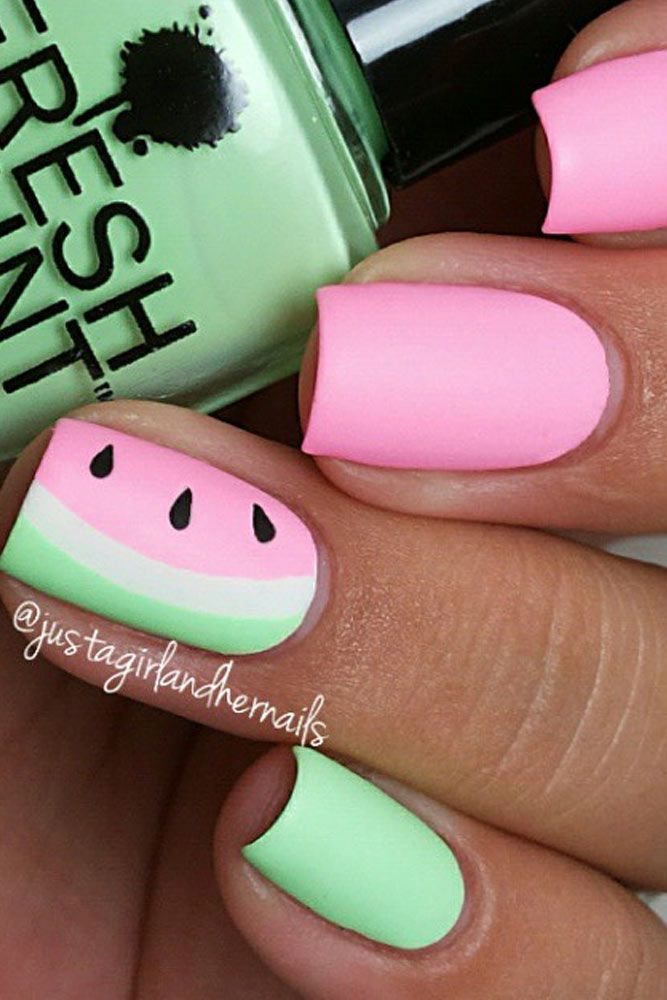 1000+ Ideas About Summer Nails On Pinterest