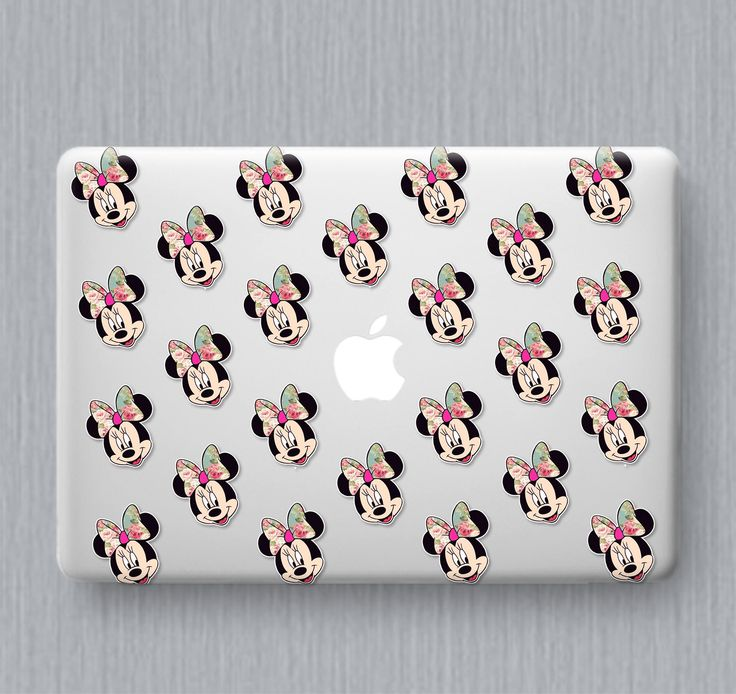 Minnie Mouse pattern MacBook case hard case macbook MacBook 12 case MacBook 13 Retina case MacBook 13 2017 case MacBook 15 Pro case macbook pro case macbook #180 by TrenderPrint on Etsy