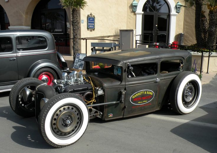 Me and my dad love the Rat Rods, low grinders!