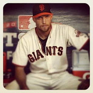 Hunter Pence | SFGiants.com: Instagram