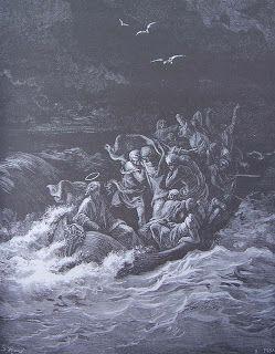 Classe du dimanche: Jésus calme la tempête leçon complète