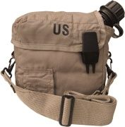 U.S. G.I Issue Canteen Cover, Unused - $9.95 :: Colemans Military Surplus LLC - Your one-stop US and European Army/Navy surplus store with products for hunting, camping, emergency preparedness, and survival gear