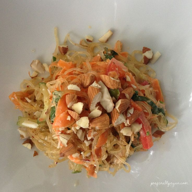 thai raw noodle pad kelp Pinterest Kelp   Food Thai  Noodle Pad  Raw