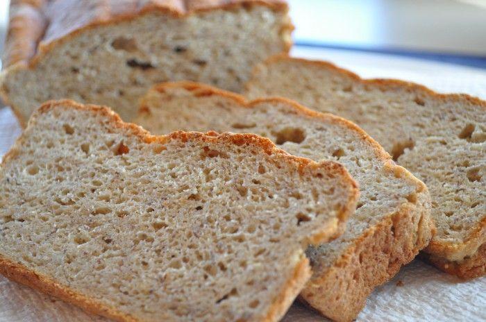 Faites votre pain vous-même avec ces deux recettes diététiques, faciles et rapides à réaliser !